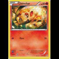 Chimchar - 15/135 Thumb Nail