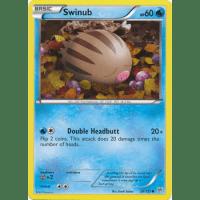 Swinub - 26/135 Thumb Nail