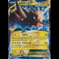 Zapdos-EX - 48/135 Thumb Nail