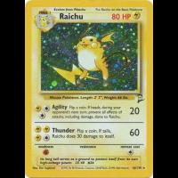 Raichu - 16/130 Thumb Nail