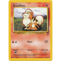 Growlithe - 42/130 Thumb Nail