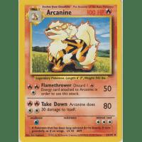 Arcanine - 23/102 Thumb Nail