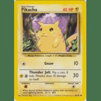 Pikachu - 58/102 Thumb Nail