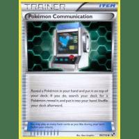 Pokemon Communication - 99/114 Thumb Nail