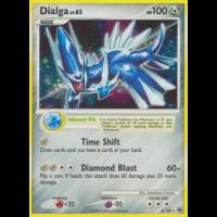 Dialga - 4/100 Thumb Nail