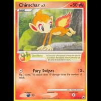 Chimchar - 57/100 Thumb Nail