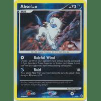 Absol - 21/132 (Reverse Foil) Thumb Nail