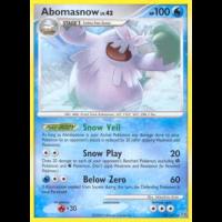 Abomasnow - 12/100 Thumb Nail
