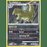 Tyranitar - 30/100 Thumb Nail