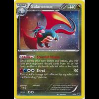 Salamence - 8/20 - Cosmos Holo Thumb Nail