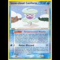 Snow-cloud Castform - 29/113 Thumb Nail