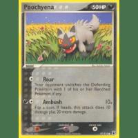 Poochyena - 79/113 Thumb Nail