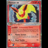 Flareon ex - 108/113 Thumb Nail