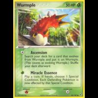 Wurmple - 82/107 Thumb Nail