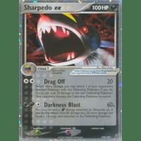 Sharpedo ex - 104/107 Thumb Nail