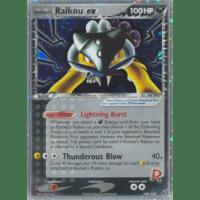 Rocket's Raikou ex - 108/107 Thumb Nail