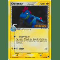 Croconaw - 27/101 (Reverse Foil) Thumb Nail