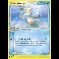 Marshtomp - 36/97 Thumb Nail