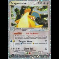 Dragonite ex - 90/97 Thumb Nail
