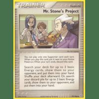 Mr. Stone's Project - 79/106 Thumb Nail