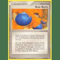 Oran Berry - 80/106 Thumb Nail