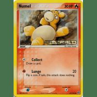 Numel - 57/106 (Reverse Foil) Thumb Nail