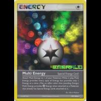 Multi Energy - 89/106 (Reverse Foil) Thumb Nail