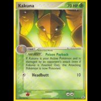 Kakuna - 36/112 Thumb Nail