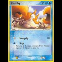 Krabby - 66/112 Thumb Nail