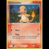 Charmander - 113/112 Thumb Nail