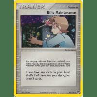 Bill's Maintenance - 87/112 (Reverse Foil) Thumb Nail
