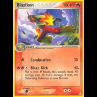 Blaziken - 20/110 Thumb Nail