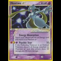 Mewtwo * (Star) - 103/110 Thumb Nail