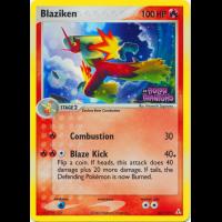 Blaziken - 20/110 (Reverse Foil) Thumb Nail