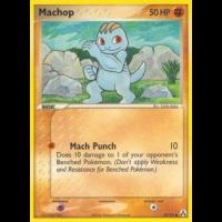 Machop - 57/92 Thumb Nail