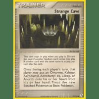 Strange Cave - 77/92 Thumb Nail