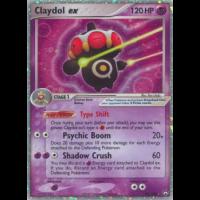 Claydol ex - 93/108 Thumb Nail