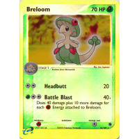 Breloom - 16/109 (Reverse Foil) Thumb Nail