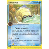 Omanyte - 70/100 Thumb Nail