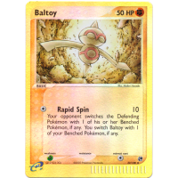 Baltoy - 32/100 (Reverse Foil) Thumb Nail