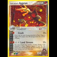 Team Magma's Aggron - 7/95 Thumb Nail