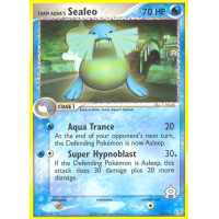 Team Aqua's Sealeo - 16/95 Thumb Nail