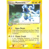 Team Aqua's Manectric - 29/95 Thumb Nail