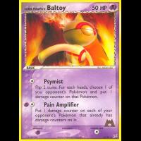 Team Magma's Baltoy - 32/95 Thumb Nail