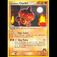 Team Magma's Claydol - 33/95 Thumb Nail
