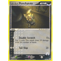 Team Aqua's Poochyena - 54/95 Thumb Nail