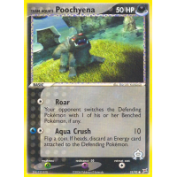 Team Aqua's Poochyena - 55/95 Thumb Nail