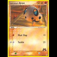 Team Magma's Aron - 58/95 Thumb Nail