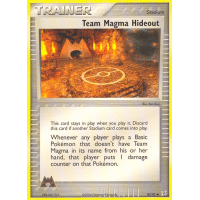 Team Magma Hideout - 83/95 Thumb Nail