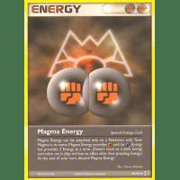 Magma Energy - 87/95 Thumb Nail